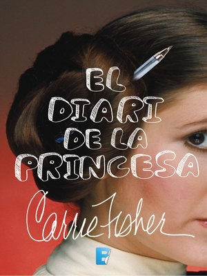cover image of El diari de la princesa