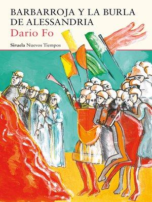 cover image of Barbarroja y la burla de Alessandria