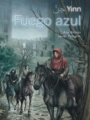 cover image of Yinn. Fuego azul