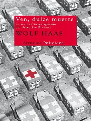 cover image of Ven, dulce muerte