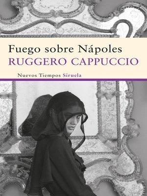 cover image of Fuego sobre Nápoles