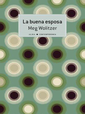 cover image of La buena esposa