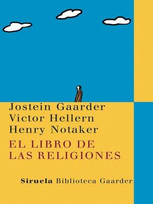 cover image of El libro de las religiones