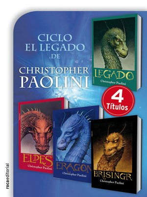 cover image of Ciclo El Legado