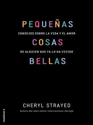 cover image of Pequeñas cosas bellas