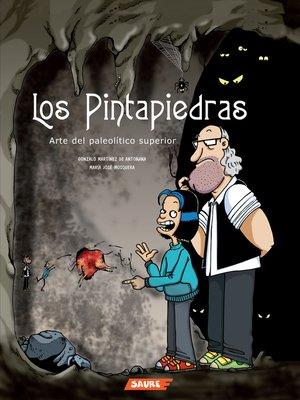 cover image of Los pintapiedras