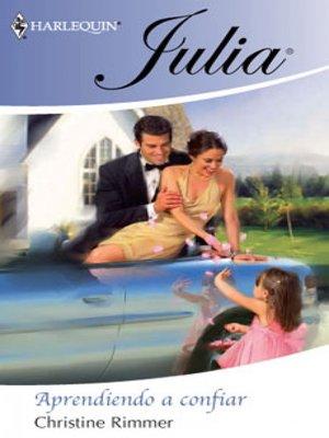 cover image of Aprendiendo a confiar