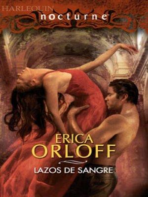 cover image of Lazos de sangre