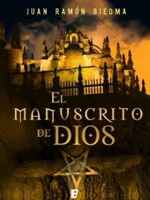 cover image of El manuscrito de Dios