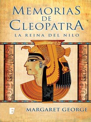 cover image of La Reina del Nilo (Memorias de Cleopatra 1)
