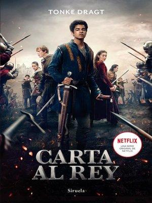 cover image of Carta al rey