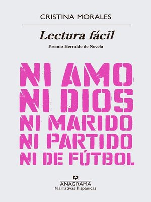 cover image of Lectura fácil