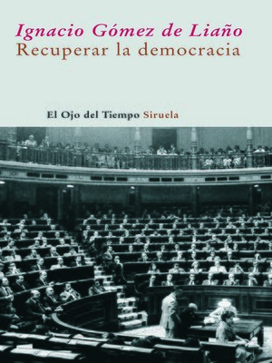 cover image of Recuperar la democracia