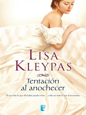 cover image of Tentación al anochecer (Serie Hathaways 3)