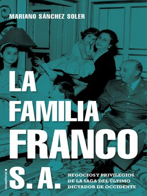 cover image of La familia Franco S.A.