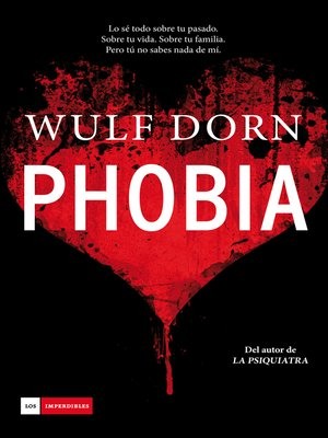 cover image of Phobia