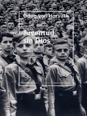 cover image of Juventud sin Dios