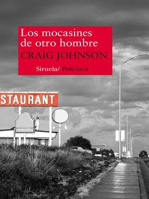 cover image of Los mocasines de otro hombre