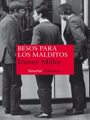 cover image of Besos para los malditos