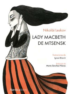 cover image of Lady MacBeth de Mentsk