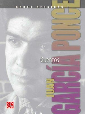 cover image of Obras reunidas, 1. Cuentos