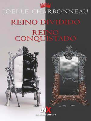 cover image of Reino dividido (bilogía)