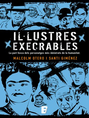 cover image of Il·lustres execrables