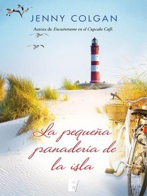 cover image of La pequeña panadería de la isla