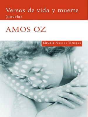 cover image of Versos de vida y muerte