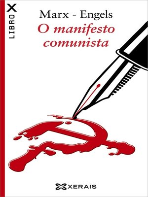 cover image of O manifesto comunista