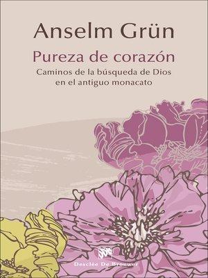 cover image of Pureza de corazón