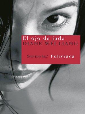 cover image of El ojo de jade