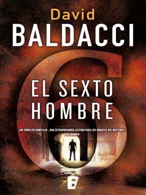 cover image of El sexto hombre (Saga King & Maxwell 5)