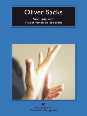 cover image of Veo una voz