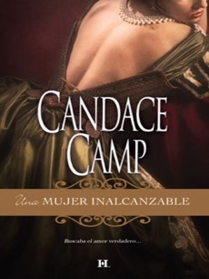 cover image of Una mujer inalcanzable