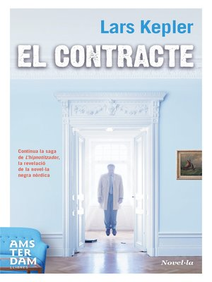 cover image of El contracte