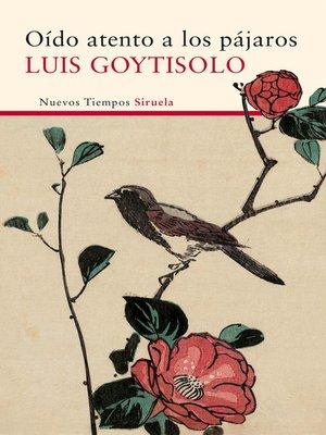 cover image of Oído atento a los pájaros