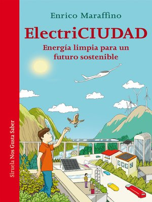 cover image of ElectriCiudad