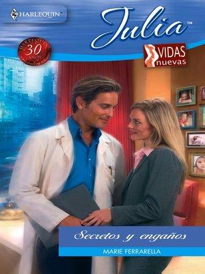 cover image of Secretos y engaños