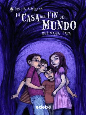 cover image of 1. LA CASA DEL FIN DEL MUNDO (LOS SIN MIEDO)