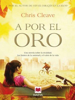 cover image of A por el Oro