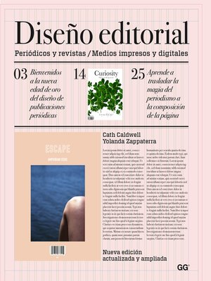 cover image of Diseño editorial