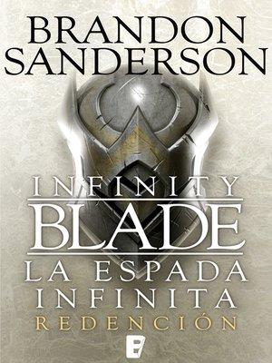 cover image of Redención (Infinity Blade [La espada infinita] 2)