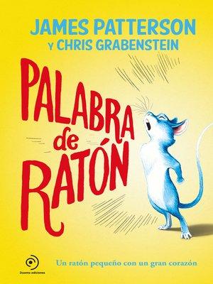 cover image of Palabra de ratón