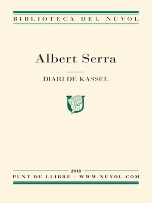 cover image of Diari de Kassel