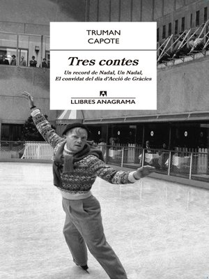 cover image of Tres contes