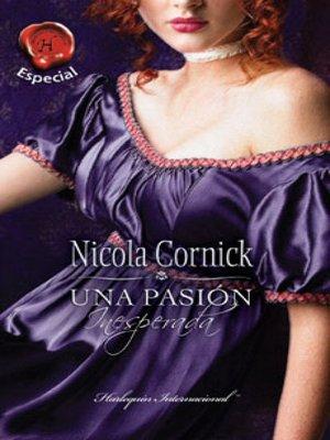cover image of Una pasión inesperada