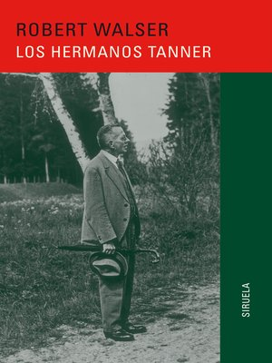 cover image of Los hermanos Tanner