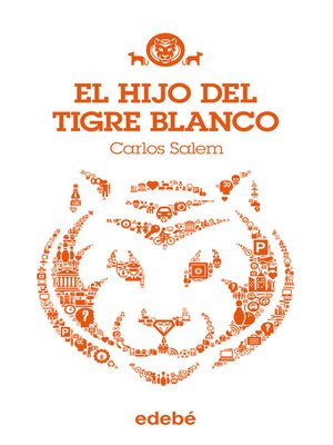 cover image of TIGRE BLANCO 1