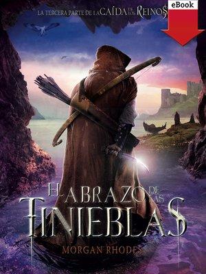 cover image of El abrazo de las tinieblas